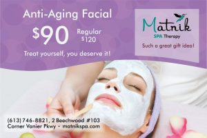 anti-aging facial, light therapy treatments, age spots, broken capillaries